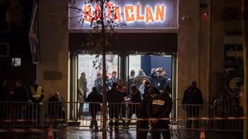 12-11-2016 22:24 Paryż: sala Bataclan znowu działa. Jako pierwszy zagrał Sting