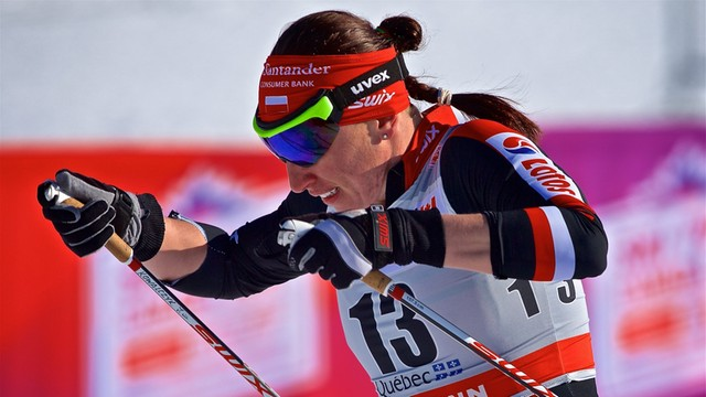 PŚ w biegach: Justyna Kowalczyk 13. w Canmore