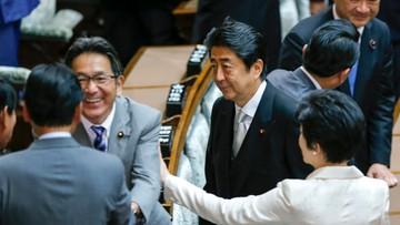 03-08-2016 09:39 Japonia: zmiany w rządzie. Nacjonalistka ministrem obrony