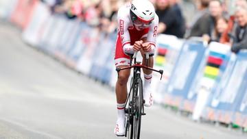 20-09-2017 09:23 Reprezentant Polski zdobył brązowy medal mistrzostw świata. Po wyścigu ukradli mu rower