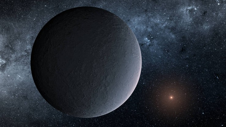 Polscy astronomowie pomogli odkryć odległą planetę. Ma rozmiary Ziemi, ale jest na niej bardzo zimno