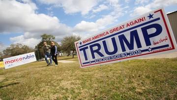 """04-03-2016 07:52 Debata prezydencka w USA: """"Mały Rubio"""" i """"walory"""" Donalda Trumpa"""