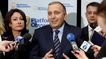 26-04-2017 08:35 Schetyna: jestem przekonany, że PO wygra wybory jesienią 2019 r.