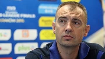2016-12-07 Nikola Grbić selekcjonerem reprezentacji siatkarzy do 2020 roku