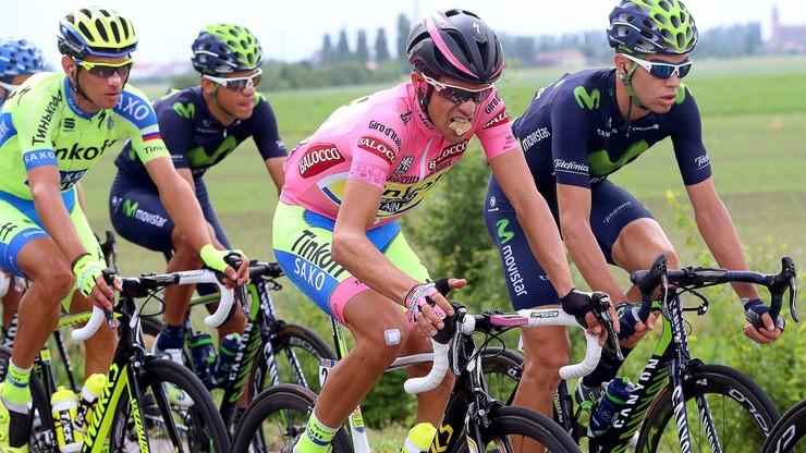 Giro d'Italia: Zwycięstwo Gilberta. Contador umocniony