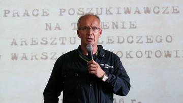13-02-2017 13:32 Dymisja prof. Szwagrzyka, wiceprezesa IPN. Sprawą zajmie się Kolegium Instytutu