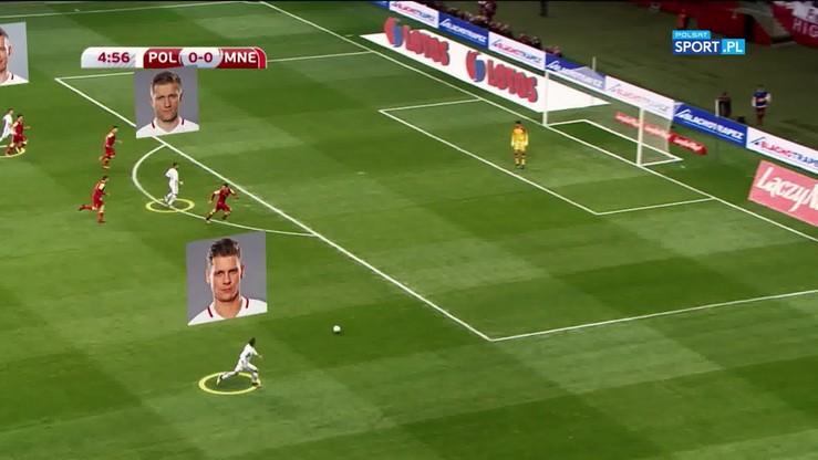 Analiza meczu Polska - Czarnogóra