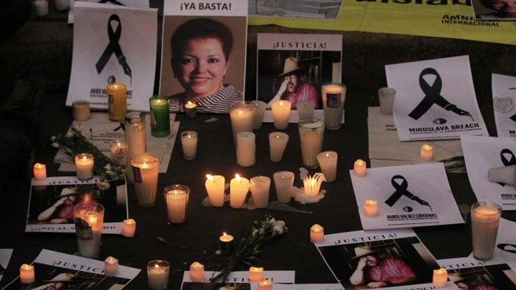Meksyk: pogrzeb zamordowanego dziennikarza śledczego