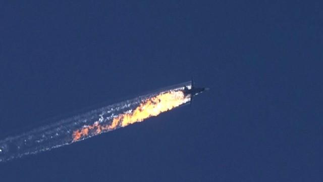 Reuters: Turkmeni twierdzą, że zastrzelili dwóch pilotów Su-24