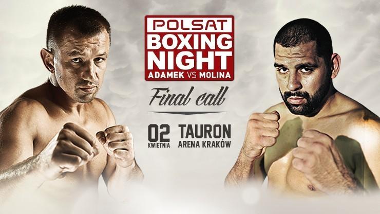 Ważenie przed Polsat Boxing Night: Transmisja na Polsatsport.pl!