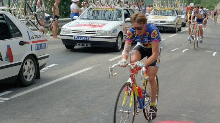 Kiedyś zwyciężył w klasyfikacji górskiej Tour de France. Po zmianie płci pracuje jako dziennikarka