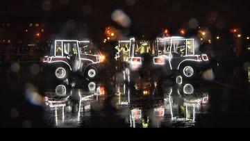 28-12-2016 20:32 W Mińsku wystawiono balet na traktorach