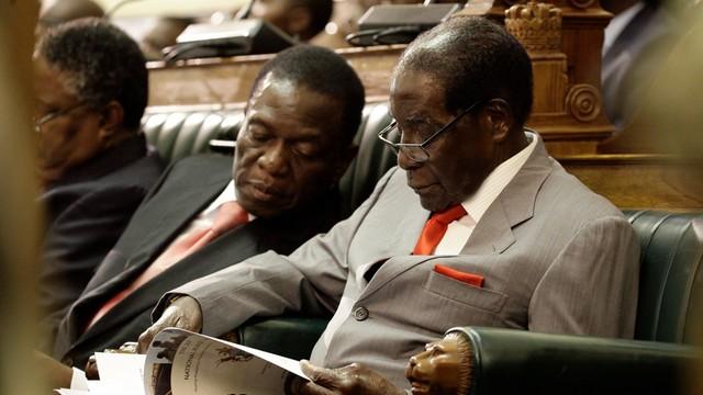 Zimbabwe: prezydent Mugabe zgodził się oddać władzę