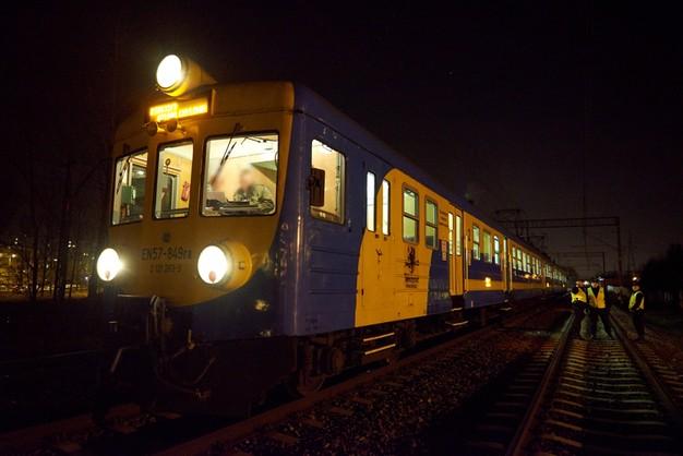 Podejrzani o napad na pociąg bez zarzutów