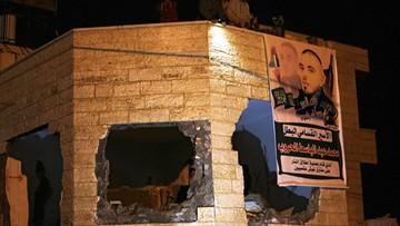 23-02-2016 12:58 Wojsko izraelskie zburzyło domy Palestyńczyków, w odwecie za śmierć swoich ludzi
