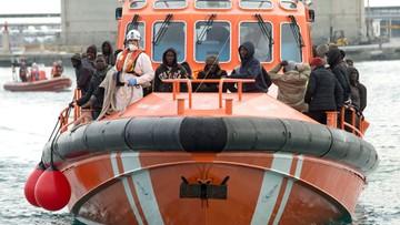 17-12-2016 07:30 Frontex: w tym roku 350 tys. migrantów przybyło do UE