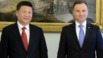 20-06-2016 12:13 Prezydenci Polski i Chin podpisali oświadczenie o strategicznym partnerstwie