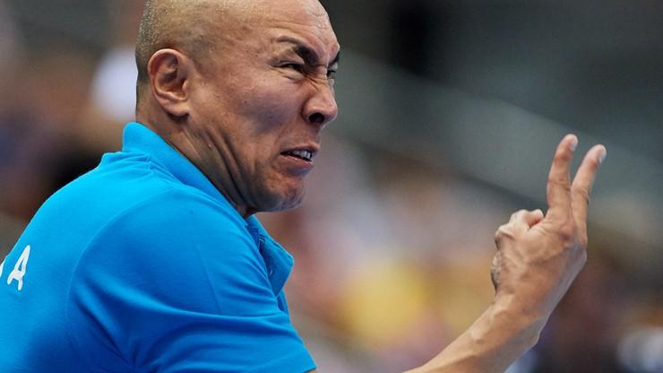 Dujszebajew: Porażka to wina trenera