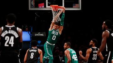 2017-11-15 NBA: Trwa zwycięska seria Boston Celtics