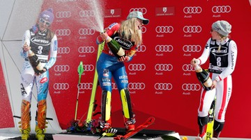 2017-03-17 Alpejski PŚ: Shiffrin zdobyła dużą Kryształową Kulę