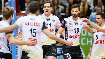 2015-11-19 Liga Mistrzów: DHL Modena - Lotos Trefl Gdańsk. Transmisja w Polsacie Sport News