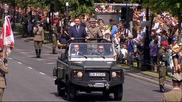 """15-08-2017 12:55 """"To jest armia Rzeczypospolitej Polskiej, to nie jest niczyja armia prywatna"""". Prezydent na obchodach Święta Wojska Polskiego"""