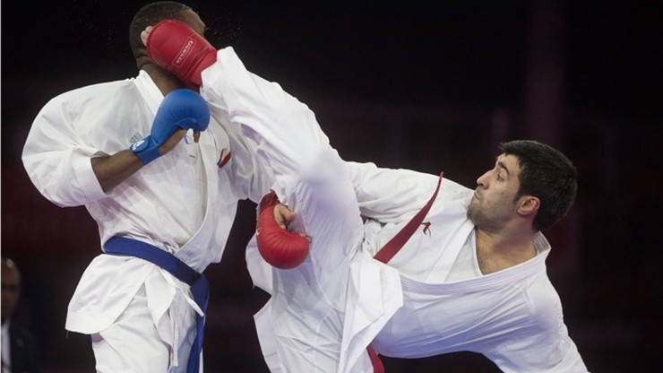 OK! The World Games: Karate