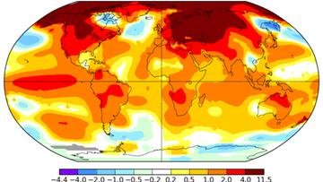 14-03-2016 12:07 To był najcieplejszy luty w historii. Naukowcy zaskoczeni skalą zmian
