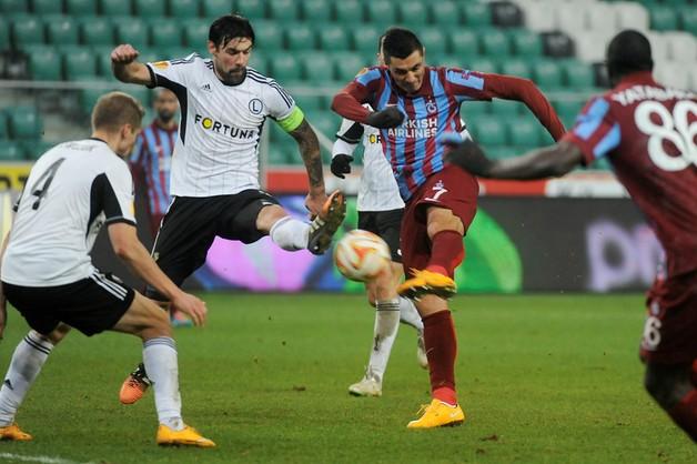 Legia Warszawa pozna przeciwnika w Lidze Europejskiej