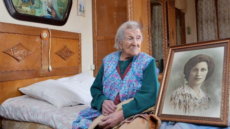 Zmarła najstarsza osoba na świecie. Miała 117 lat