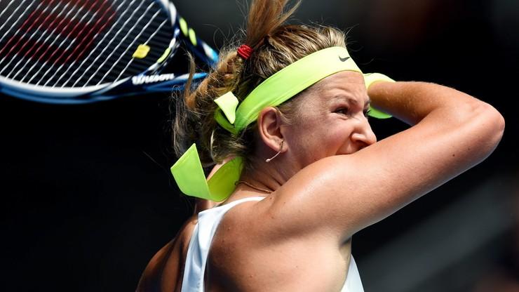 Australian Open - Azarenka trzeci rok z rzędu lepsza od Stephens