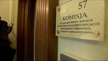 Komisja weryfikacyjna ds. reprywatyzacji wezwie prezydent stolicy