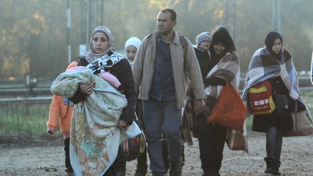 Słowenia mówi nie imigrantom ekonomicznym - odeśle ich do Chorwacji