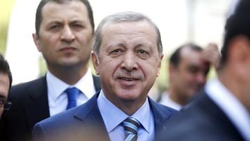 08-02-2016 09:42 Prezydent Turcji pyta władze USA: To ja jestem waszym partnerem, czy terroryści w Kobane?