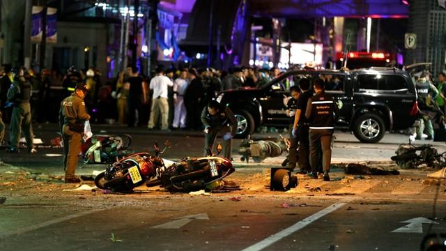 Tajlandia: seria ataków to dzieło jednej osoby