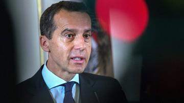"""24-06-2016 11:23 """"Efektu domina nie będzie"""". Szef rządu Austrii o skutkach Brexitu"""