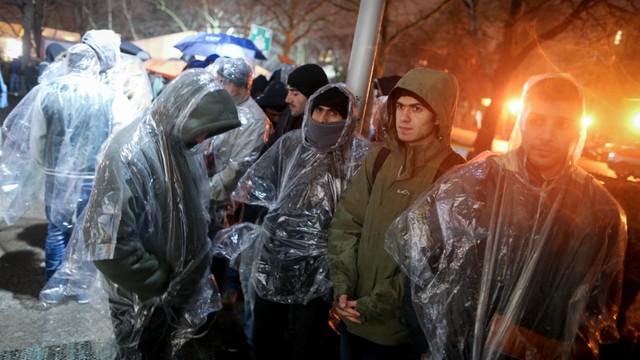 Niemcy: Rząd wyklucza możliwość strzelania na granicy do uchodźców