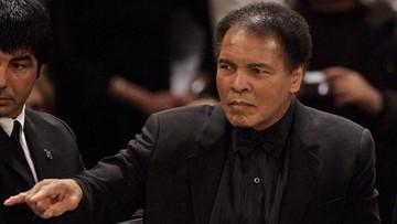 03-06-2016 05:12 Muhammad Ali w szpitalu
