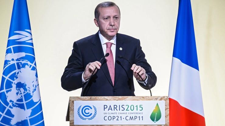 """Erdogan pyta Putina. """"Czy szanowny pan pozostanie na stanowisku?"""""""