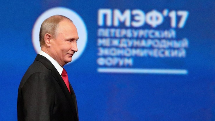 Putin: nie sądzić Trumpa z powodu wyjścia z porozumienia klimatycznego