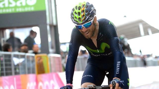 Giro d'Italia - Valverde wygrał 16. etap