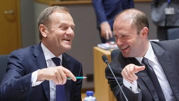 09-03-2017 13:15 Premier Malty: decyzja w sprawie szefa RE na tym szczycie