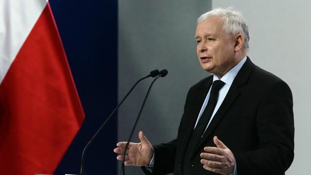 Spotkanie Kaczyński-May przełożone. Terlecki: być może w czwartek