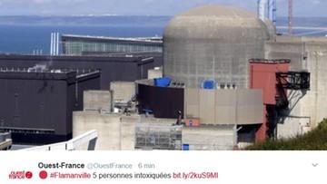 Wybuch w elektrowni jądrowej we Francji