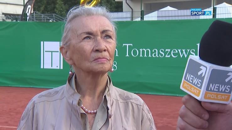Sierakowska-Tomaszewska: Ten turniej jest bardzo potrzebny polskiemu tenisowi