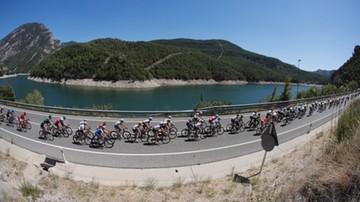 2017-08-22 Vuelta a Espana: Czwarty etap dla Trentina, Froome wciąż na czele
