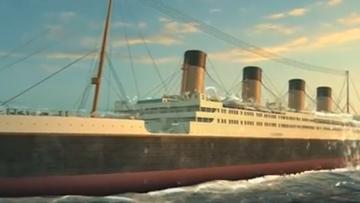2016-12-01 Powstanie nowy Titanic. On też uderzy w górę lodową