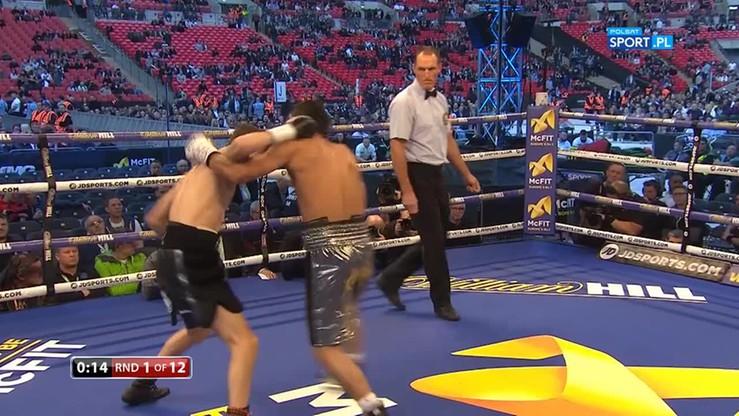 2017-04-29 Luke Campbell - Darleys Perez. Skrót walki
