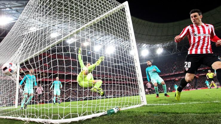 Barcelona na kolanach, Athletic kończył w dziewiątkę!