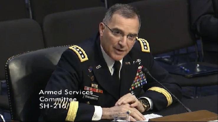 Propolski gen. Curtis Scaparotti obejmuje dowództwo europejskich sił NATO